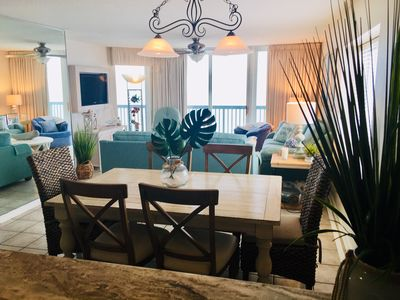 Photo for BEST RATES on remaining summer weeks in newly remodeled oceanfront condo!