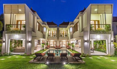 Photo for NEW 6BR LUX Villa, Oasis, 500m to beach, NUSA DUA
