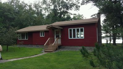 Photo for Peaceful Lake Retreat in the Cross Lake Area!