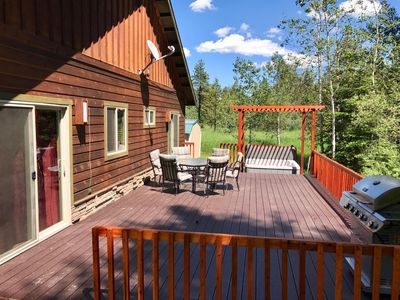 Photo for McCall Cabin with Ample Parking, Hot Tub, Trail Access, Near Food and Lake