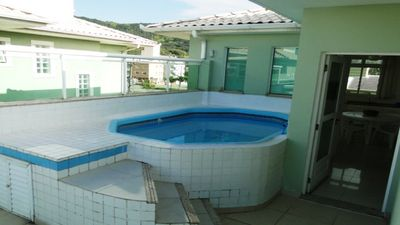 Photo for Excellent house with pool, split air and internet
