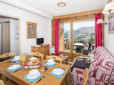Photo for Residence le Hameau des Ecrins - 2 rooms 6 persons cabin