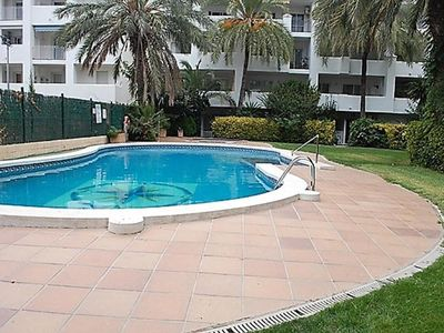 Photo for 1BR Apartment Vacation Rental in Roses, Costa Brava