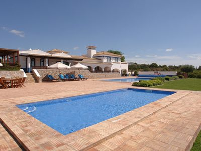 Photo for Malhadais Villa, Sleeps 14 with Pool, Air Con and WiFi