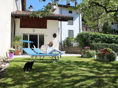 Photo for Chalet Bucaneve, Ledro (near Riva del Garda)