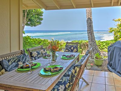 Photo for Tropical Kailua Kona Townhome - Walk to Coast!