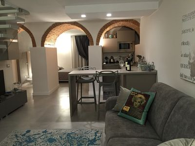 Photo for Charme and Elegance in Verona. Two steps from historical centre