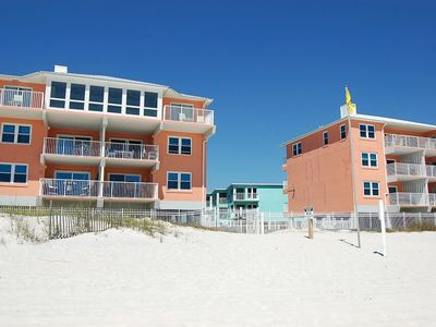 Photo for Harbor House 7: Two Bedroom, Two Bathroom Gulf Front Condo