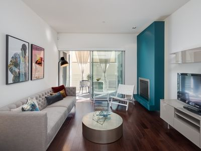 Photo for Modern 2 Bedroom Condo @ Hollywood & Highland