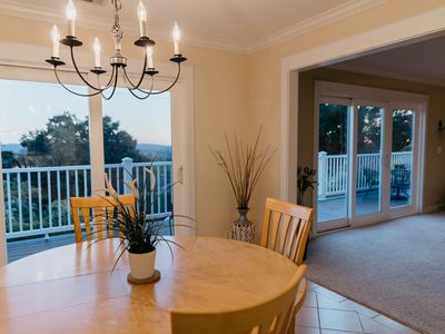 Ideal Santa Barbara Location With Tree-Top Views-Great For Families
