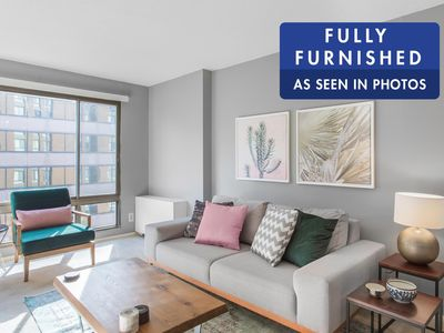 Photo for Cozy Downtown 1BR w/ Gym, near Logan Circle by Blueground