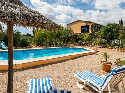 Photo for Rural location with pool - Villa Can de Repos