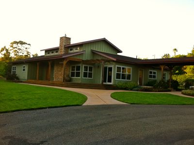 Photo for Luxurious, Spacious Country Home with Pool and built in Spa, 3+ BR, 5 BA