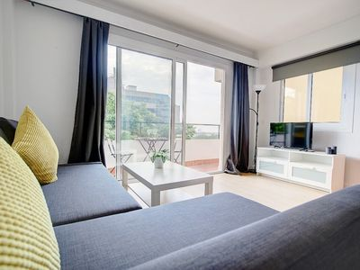 Photo for GARITA 3B. Cozy and recently refurbished 1 bedroom apartment.