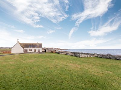 Photo for 3 bedroom accommodation in South Keiss, near Wick