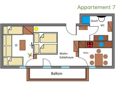 Photo for Apartment with 2 bedrooms - Wälderhof, apartments