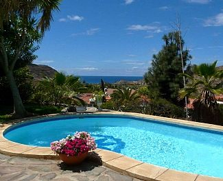 "Photo for ""Green Oasis"" Luxury Villa In Tauro, Mogan, Gran Canaria"