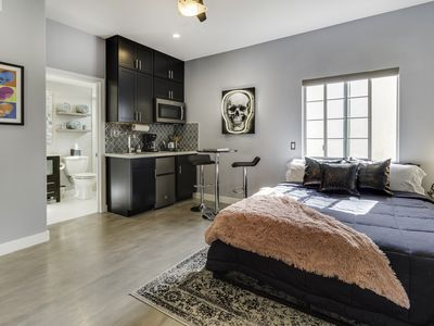 Photo for TOP FLOOR, CHIC WEHO CONDO, NEVER BEEN LIVED IN