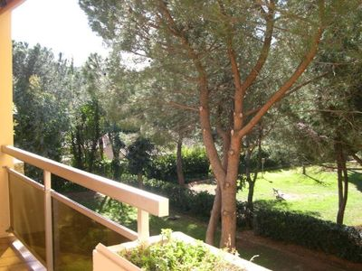 Photo for Apartment T2 + Garage BORMES THE FAVIERE