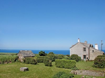 Photo for 3 bedroom property in Tintagel. Pet friendly.