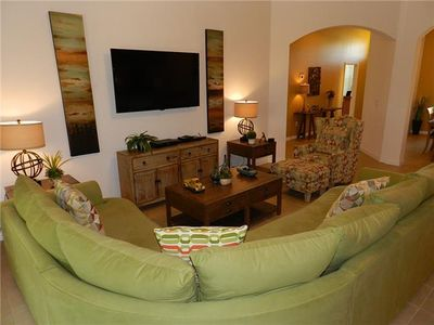 Photo for 5 Bed 4 Bath Pool Home in Watersong Resort. 184YSD