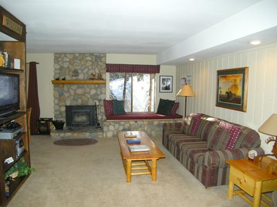 Photo for #179 A cozy and modern one bedroom, one bath unit. Steps from the free shuttle
