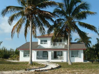 Photo for Abaco Abound  'The Nutty Mermaid-a Magical Beachfront Home'