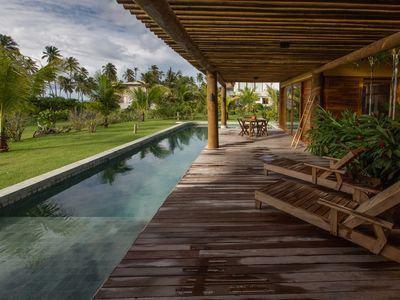 Photo for Luxury & Design in Natural Pools