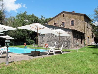 Photo for Apartment Agriturismo La Capraccia  in Bagnoregio (VT), Latium - 6 persons, 2 bedrooms