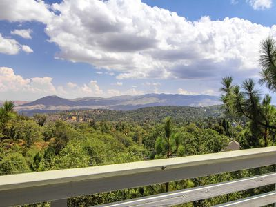 Photo for 5-BR charmer with stunning mountain views and lake access