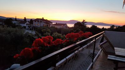 Photo for Beautiful apartment Sabina with sea views and free WiFi and air conditioning
