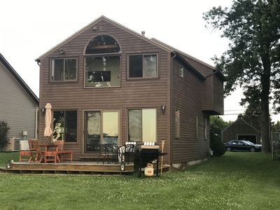Photo for Awesome 3 Bdrm Oneida Lake House Rental - Waterfront Retreat