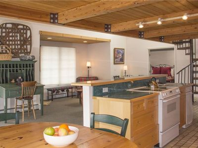 Photo for Mountainside Inn 3-Bedroom Condo With Large Deck on San Miguel River