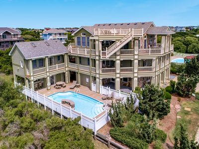 Photo for Hughes Hideaway | 630 ft from the beach | Private Pool, Hot Tub