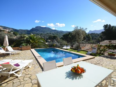 Photo for 4BR House Vacation Rental in Puerto de Sóller