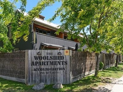 Photo for Woolshed Apartment No.4 - Havelock North Apartment