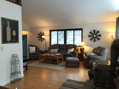 Photo for Killington- 4 Bedroom, 2 Bath, Onsite Laundry