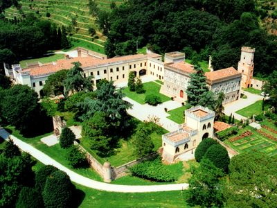 Photo for Wonderful castle just 25 km from Padua and 65 km from Venice