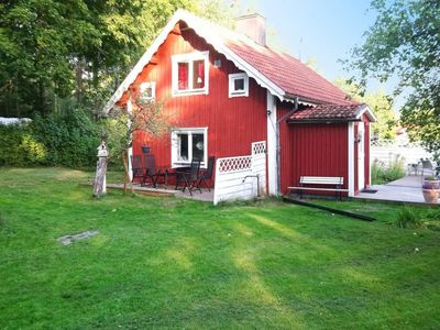 Photo for Vacation home Mariannelund in Mariannelund - 9 persons, 3 bedrooms