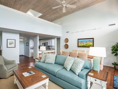 Photo for Fully renovated classic beach house with great beach access