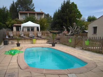 Photo for NEW! Quiet house - Mimet / Greasque (between Aix-en-Provence and Marseille)