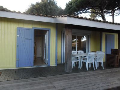 Photo for Californian cottage T4 supérieur near the beach