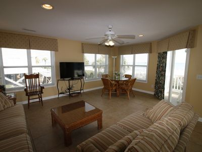 Conched Out: 4  BR, 3  BA House in Garden City Beach, Sleeps 14