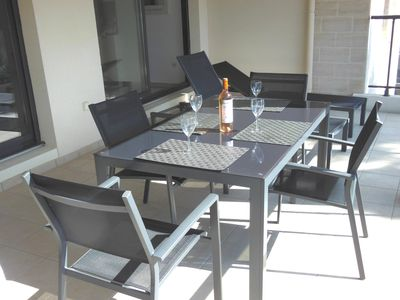 Photo for APARTMENT T3 P 67m² + Terrace 20m² Penthouse with Pool