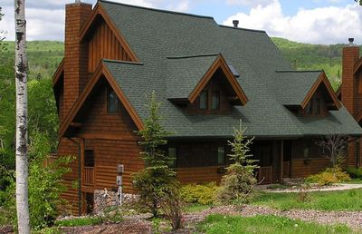 "Photo for ""Lena's Lodge"" Lutsen 5 Bed/4 Bath (Sleeps 14) *Best Price Guarantee*  Ski-In/O"