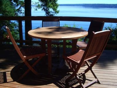 Photo for Hood Canal Waterfront Cabin