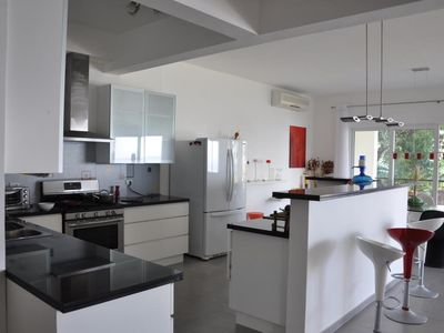 Photo for Luxury Beachfront Penthouse In The Heart Of Sosua!