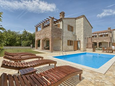 Photo for Rustical Istrian Villa Melany with private swiming pool in Paradiž Resort !!!