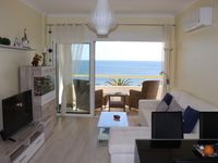 Great fully equipped beach front apartment big enough for 2