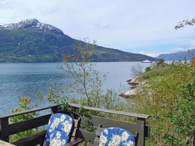 Photo for Vacation home Slåttenes (FJH415) in Tjoflot - 6 persons, 3 bedrooms